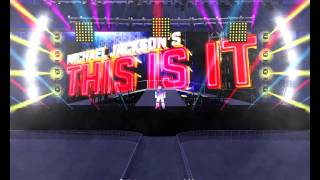 getlinkyoutube.com-Michael Jackson - This Is It Tour LIGHTSHOW (Live In RCT3)