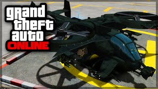 getlinkyoutube.com-GTA 5 Online Heist Update - NEW Valkyrie Helicopter & Heist Vehicles (GTA 5 Gameplay)