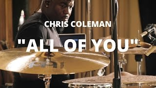 "getlinkyoutube.com-Chris Coleman ""All of You"""