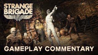 Strange Brigade - 8 perc játékmenet