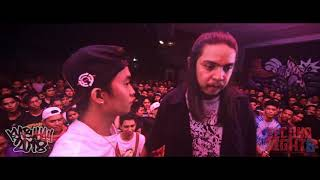 FlipTop - Sayadd vs J-King @ Isabuhay 2018