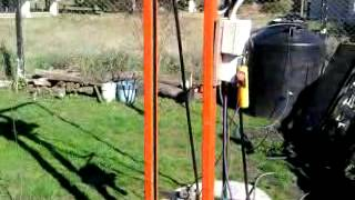 getlinkyoutube.com-Maquina Perforadora para pozos de agua