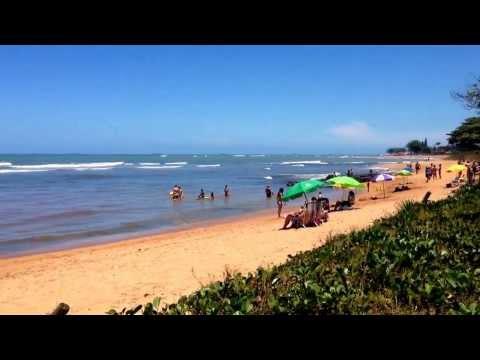 Praia de Manguinhos - Serra -ES 26/10/2013