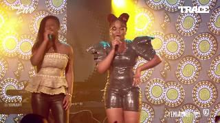 Charlotte Dipanda feat Yemi Alade - Sista @ Trace Live - 27fev18 width=