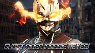 [MARVEL Future Fight] New Characters, Kid Kaiju & Ghost Rider (Robbie Reyes)