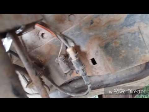 Замена резинок и реек стабилизатора.Стук в передней части подвески Опель Омега б 2.0.