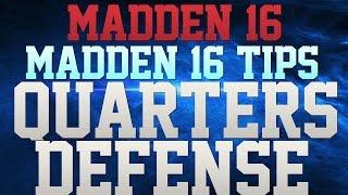 getlinkyoutube.com-MADDEN 16 DEFENSIVE TIPS!!! - QUARTERS DEFENSE MINI BREAKDOWN!!! - LOCK PPL UP WIT DIFFERENT LOOKS!!
