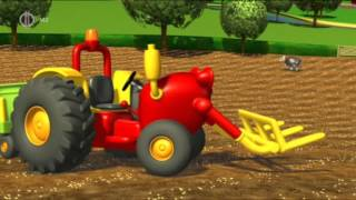 Traktor Tom - A szuper terepjáró