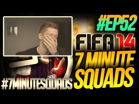 NEXT GEN FIFA 14 ULTIMATE TEAM | 7 Minute Squads #EP52 - BIG MISTAKE!!