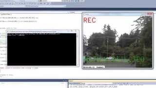 getlinkyoutube.com-OpenCV Tutorial: Motion Activated Security Camera