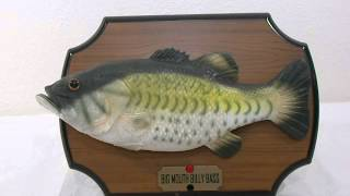 getlinkyoutube.com-Don't Worry Be Happy Take Me to the RIver Singing Bily Bass Fish
