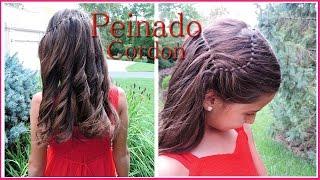 getlinkyoutube.com-Como hacer un peinado elegante para fiestas o posadas   2Superdivas