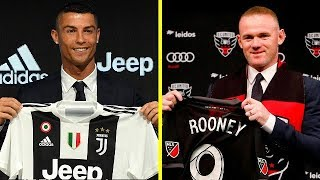 Latest Confirmed Football Transfers 2018