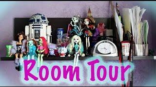 getlinkyoutube.com-Моя МАЗАФАКА Комната | Room Tour