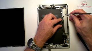 getlinkyoutube.com-iPad Air Charging Port Replacement