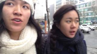 getlinkyoutube.com-[KOREA TRIP] Day 3 - IT SNOWED - December 26, 2013 - MDN