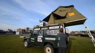getlinkyoutube.com-Land Rover Defender 110 - Cape-2-Cape Edition
