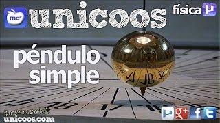 Imagen en miniatura para Péndulo simple 01