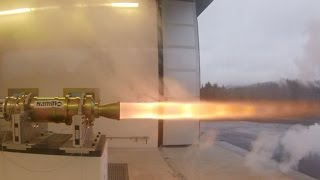 getlinkyoutube.com-BLOODHOUND's new 1,000mph Hybrid Rocket - Tested