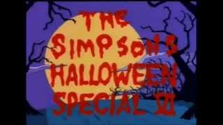 getlinkyoutube.com-All The Simpsons Treehouse Of Horror End Credits Music