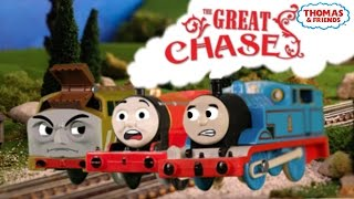 getlinkyoutube.com-Thomas & Friends: The Great Chase + Flashback Trailer! |  Thomas & Friends