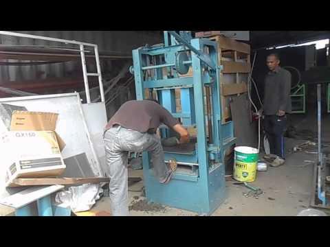 Mesin Cetak Batako Murah- Karya Mitra Usaha Group  081310840690 (Zimson Manurung)