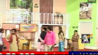 New Punjabi Stage Drama Hotel CNG 6-8 Zafri Khan Iftikhar Thakur