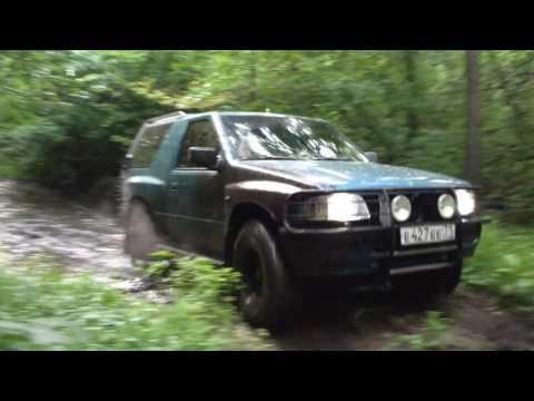 Opel Frontera на SPORTe