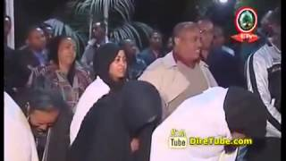 Azeb Mesfin's Reaction After the death of Her husband Meles Zenawi