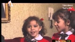 getlinkyoutube.com-شاهد سمير غانم مع بناته دنيا وايمي وهم أطفال صغار