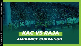 getlinkyoutube.com-GREEN BOYS 05 - Raja.C.A vs KAC - Ambiance Curva Sud Casablanca :