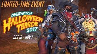 Overwatch - Halloween Terror 2017