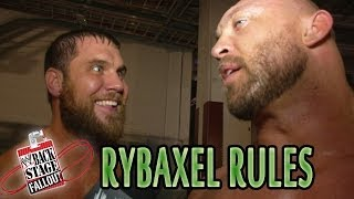 Rybaxel Rules - Backstage Fallout