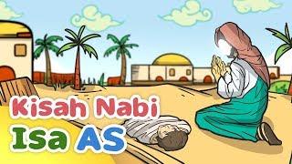Kisah Nabi Isa AS Menghidupkan Orang Mati - Kartun Anak Muslim width=