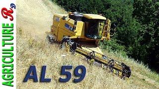New Holland AL59 - 2016 - Hillside Combine