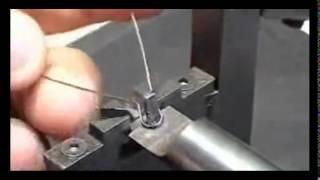 getlinkyoutube.com-Проволочный станок для изготовления блесен 2