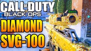 "getlinkyoutube.com-Call of Duty: Black Ops 3 Multiplayer Live - ""Diamond Camo SVG-100 Sniper Gameplay"" - (QuickScoping)"