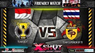Live XSHOT Friendly Match BEAT Indonesia VS Superior By Tt Thailand