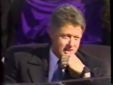 Bill Clinton Presidential Inauguation 1993 (Part 1 of 3)