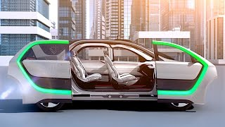 Chrysler Self Driving Car Commercial Official Chrysler Portal Concept Electric Car 2017 CES CARJAM