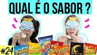 getlinkyoutube.com-QUAL É O SABOR ? DESAFIO DO SALGADINHO