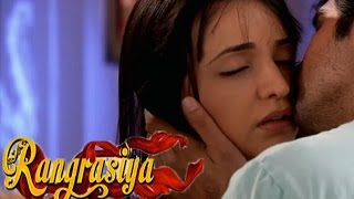 getlinkyoutube.com-Myra and Rudra GET INTIMATE On Rangrasiya 28th August Full Episode Update HD