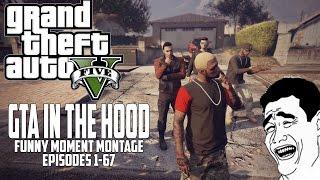 getlinkyoutube.com-GTA In The Hood - Funny Moments | Fan Made By: @MansaFID