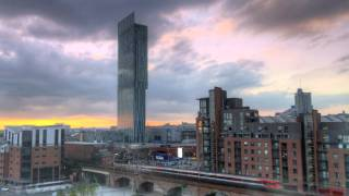 Promote Control HDR Time-Lapse (Sun setting over Beetham Tower in Manchester, July 2011)