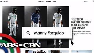 TV Patrol: Nike, inilaglag si Pacquiao dahil sa pambabastos sa LGBT