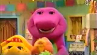 getlinkyoutube.com-Bienvenido, Barney! Mexico Part 2