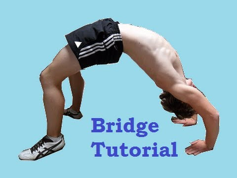 Bridge Tutorial: Gymnastic Flexibility Skill