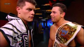 A Fatal 4-Way Match is made for Night of Champions: SmackDown, September 14, 2012