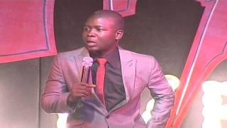 SeyiLaw & Gordons : ComedyTime on VoxAfricaUK