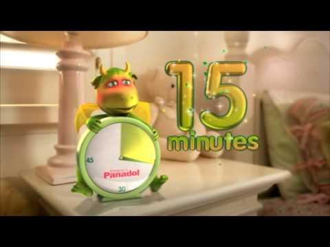 Children's Panadol Australian 15 sec TVC